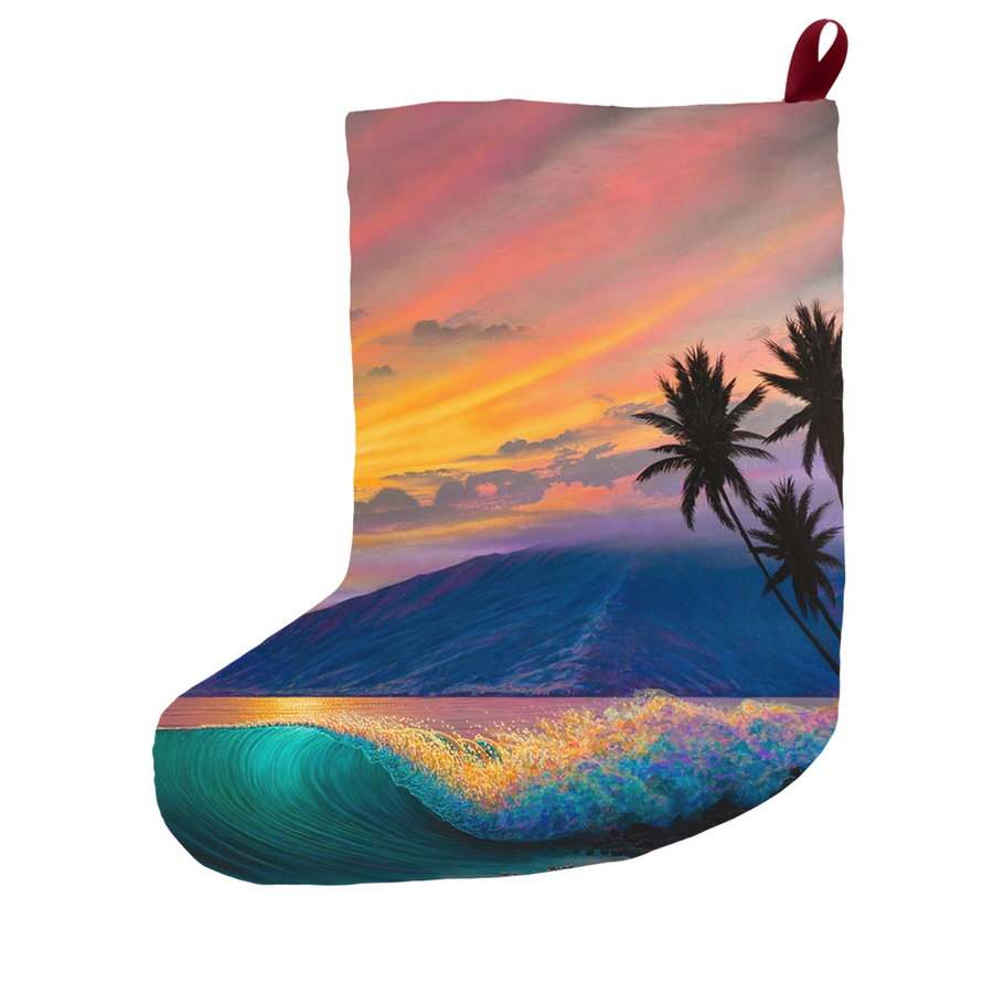 """Kihei Dream"" Christmas Stockings"