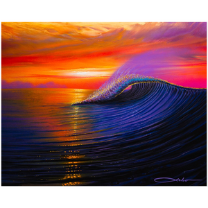 """Sunset Magic"" Acrylic Prints"