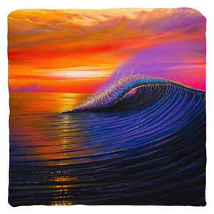 """Sunset Magic"" Throw Pillows"