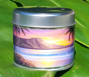 Morning Glory Limited Edition Candle - SeboArt.com
