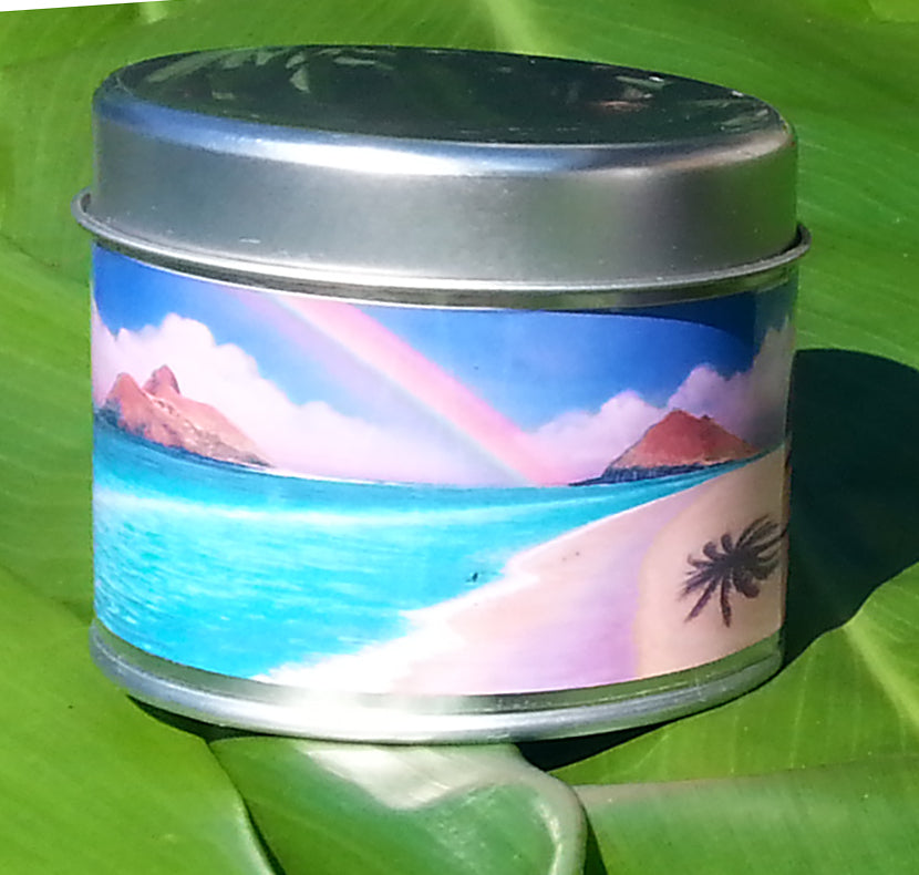 Over the Rainbow Limited Edition Candle - SeboArt.com