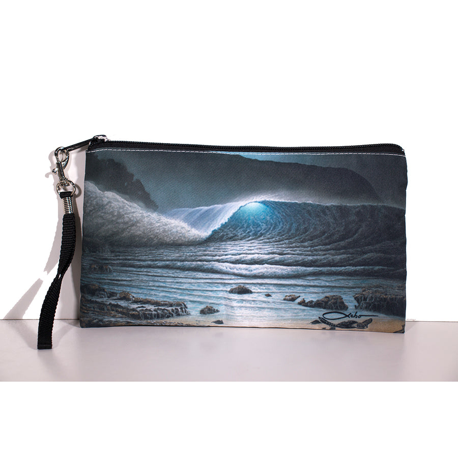 """Full Moon"" Clutch Bag - SeboArt.com"