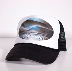 Hawaii Full Moon Hat - SeboArt.com
