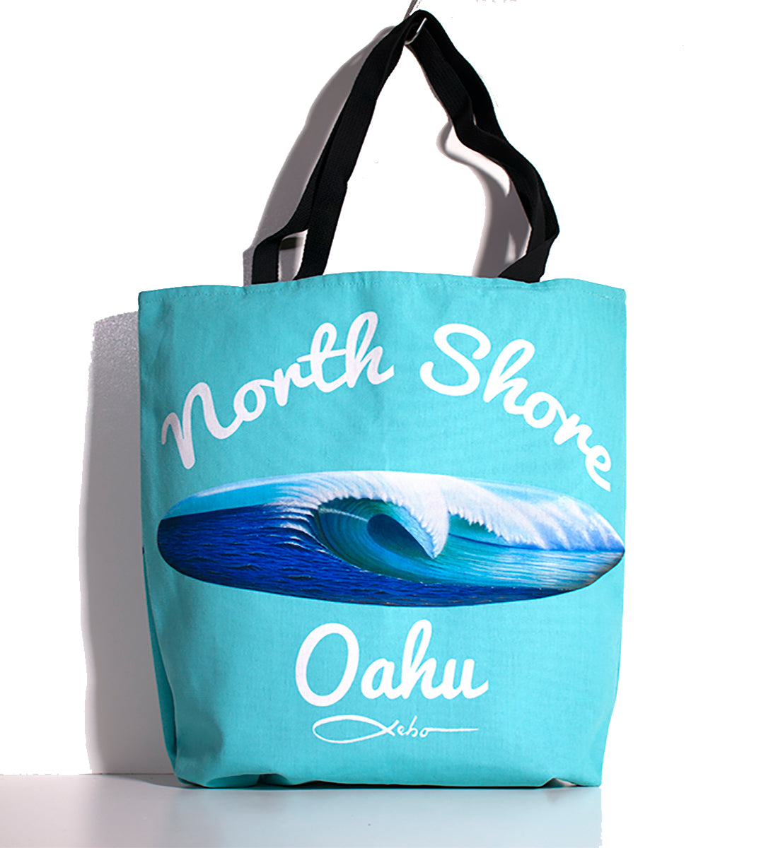 """North Shore Oahu"" Tote Bag"