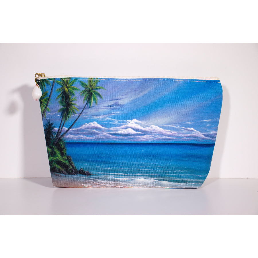 """Oceans"" Accessories Pouch"