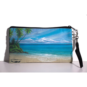 """Oceans"" Clutch bag - SeboArt.com"
