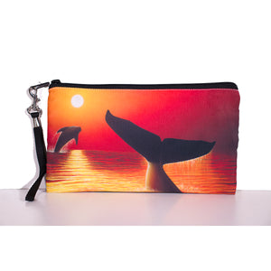 """Perfect Moment"" Clutch Bag - SeboArt.com"