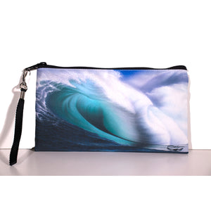 """Sublime"" Clutch Bag - SeboArt.com"