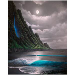 """Na Pali Dream"" Acrylic Prints"