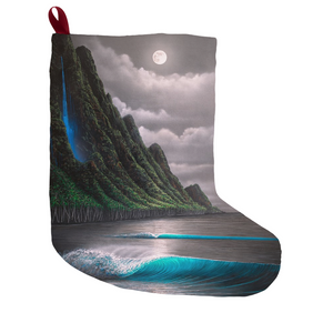 """Na Pali Dream"" Christmas Stockings"