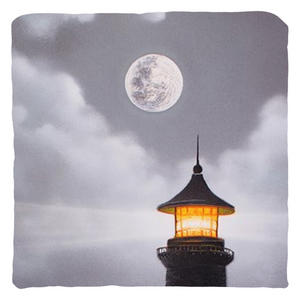 """Guiding Light"" Throw Pillows"