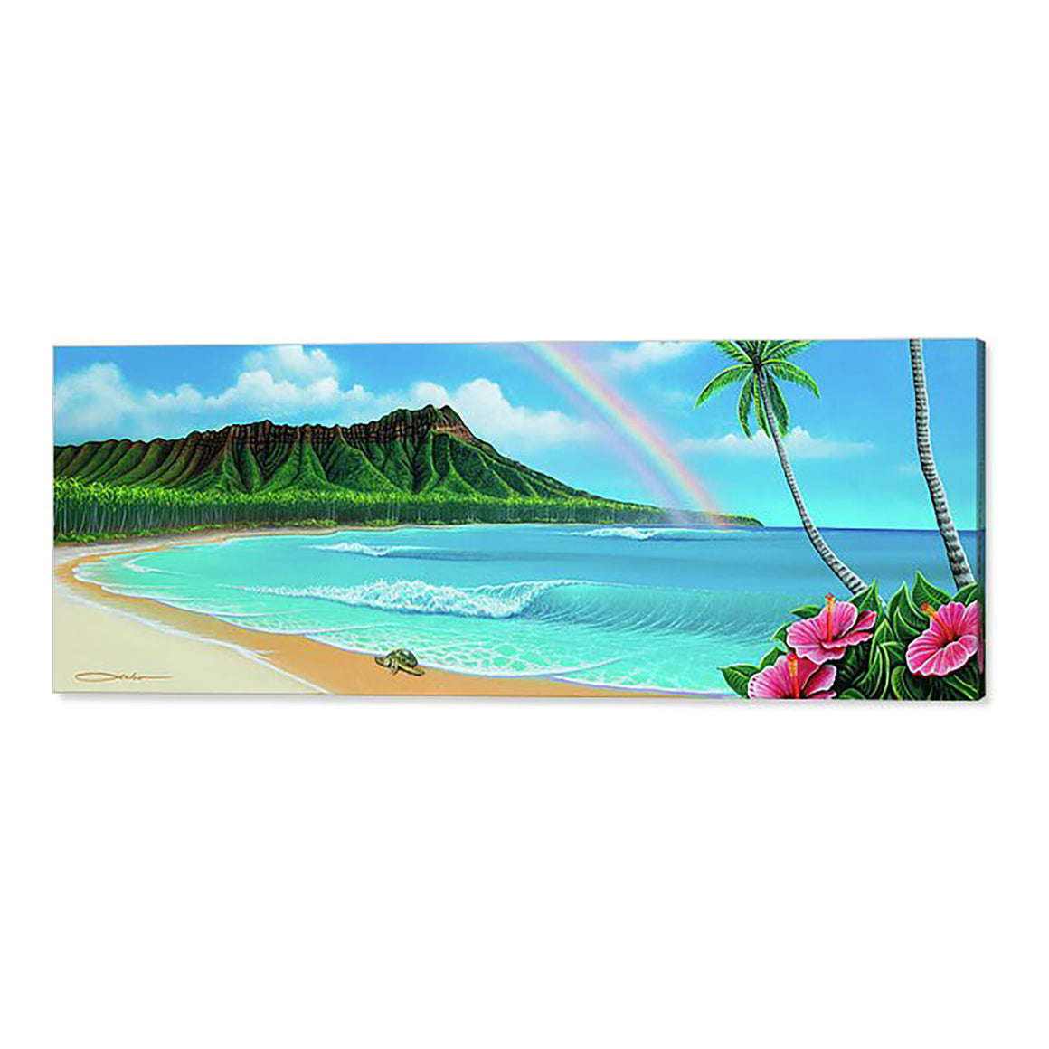"""Diamond Head Dream"" Limited Edition Fine Art Giclee"