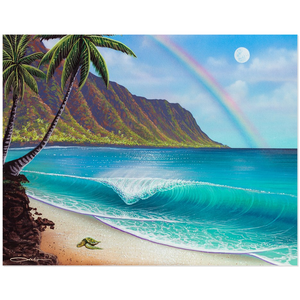 """Waialua Wednesday"" Acrylic Prints"