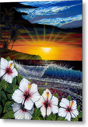 """Ehukai Beach"" Open Edition Fine Art Giclee"
