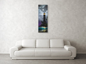 """Guiding Light"" Original Painting - SeboArt.com"