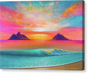"""Infinite Bliss"" Limited Edition Fine Art Giclee"