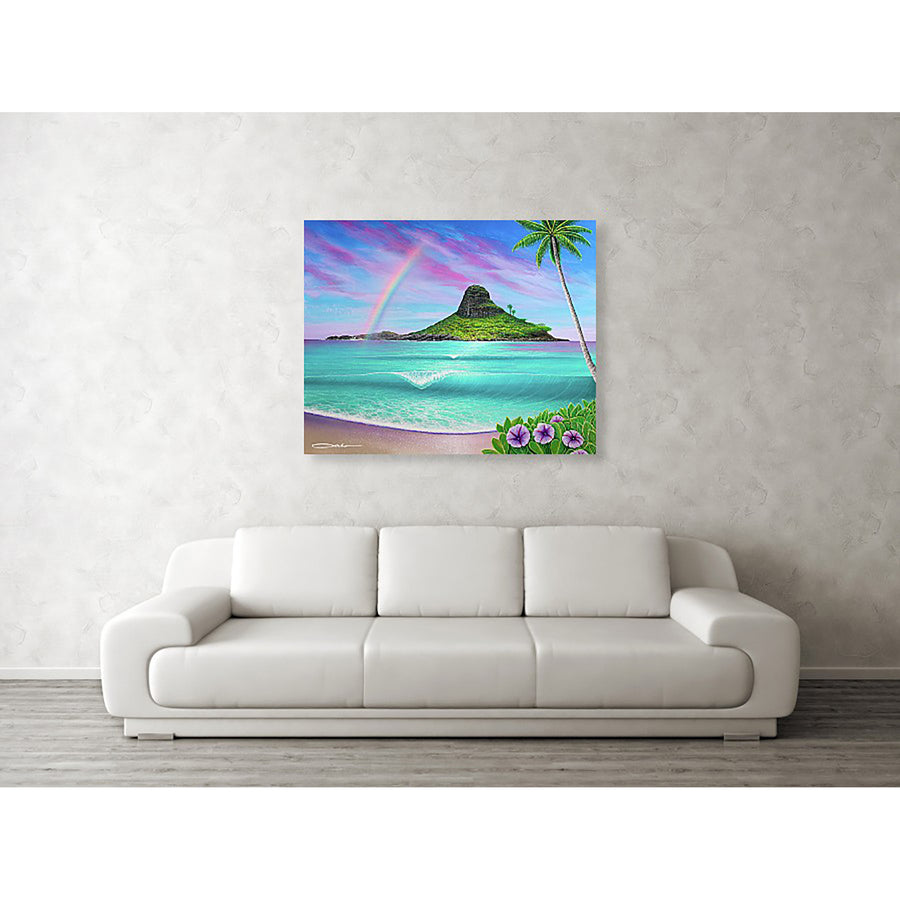 """Morning Mist"" Limited Edition Fine Art Giclee"