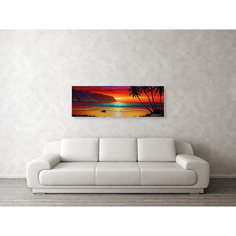 """North Shore Dream"" Limited Edition Fine Art Giclee"
