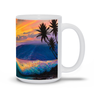 """Kihei Dream"" Mugs"