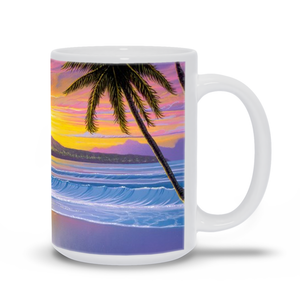 """Morning Glory"" Mugs"
