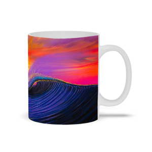 """Sunset Magic"" Mugs"