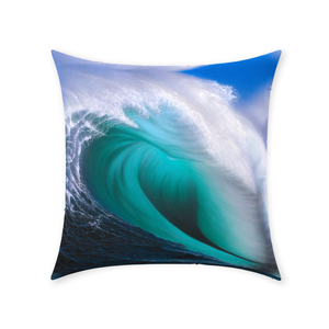 """Sublime"" Throw Pillows"