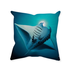"""Free Spirit"" Throw Pillows"