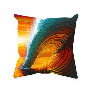 """Emotions"" Throw Pillows"