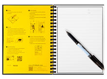 Re-usable Paper Notebook