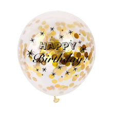 Decorative Confetti Balloons (12inch)