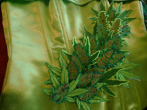 Cannabis couture