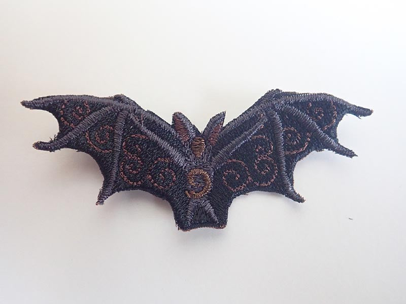 Bats mini applique
