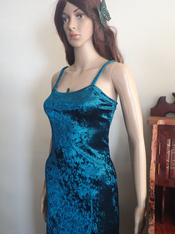 Emerald Dreams dress