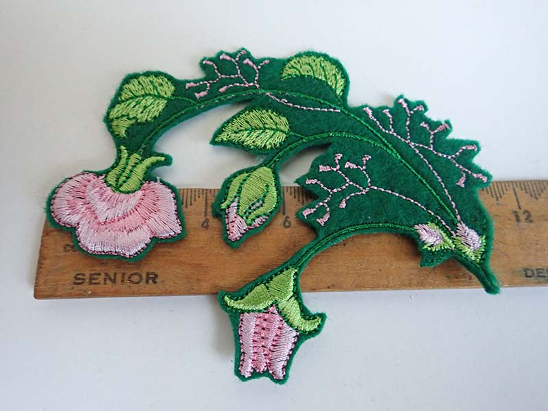 Roses Iron on patches