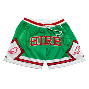 BASKETBALL SHORTS - GREEN
