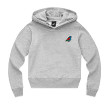 WOMEN'S EMBROIDERED ICON COLOR HOODIE