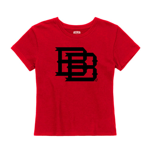 WOMEN'S BB MONOGRAM T-SHIRT