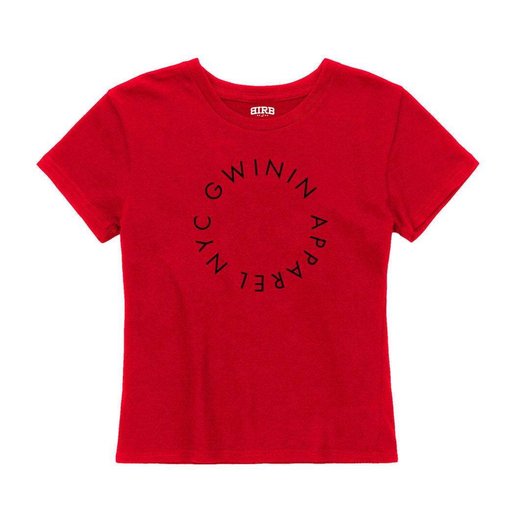 WOMEN'S GWININ CIRCLE T-SHIRT