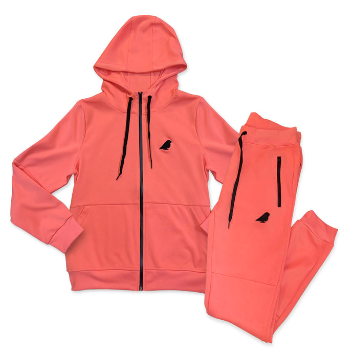 LADIES TRACKSUIT PINK