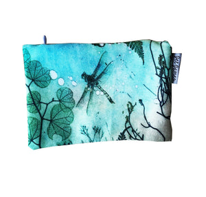 WIN A FREE DRAGONFLY ZIPPER POUCH
