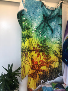 Byfield Fern Beach Towel