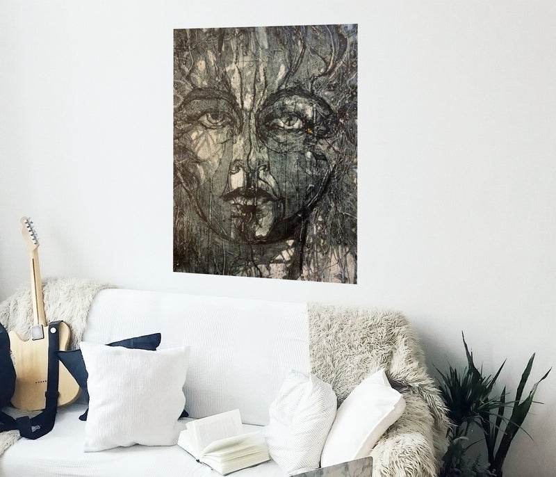 Forest Nymph Fine Art Print