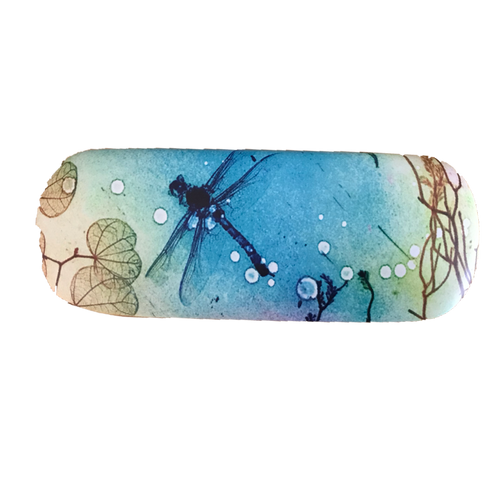 Dragonfly inspired Sunglasses case