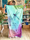 Dragonfly Sand Free Beach Towel