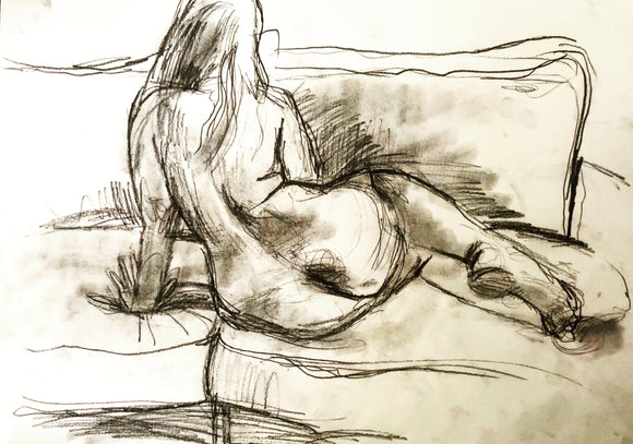 Life Drawings 10th of January 630-830