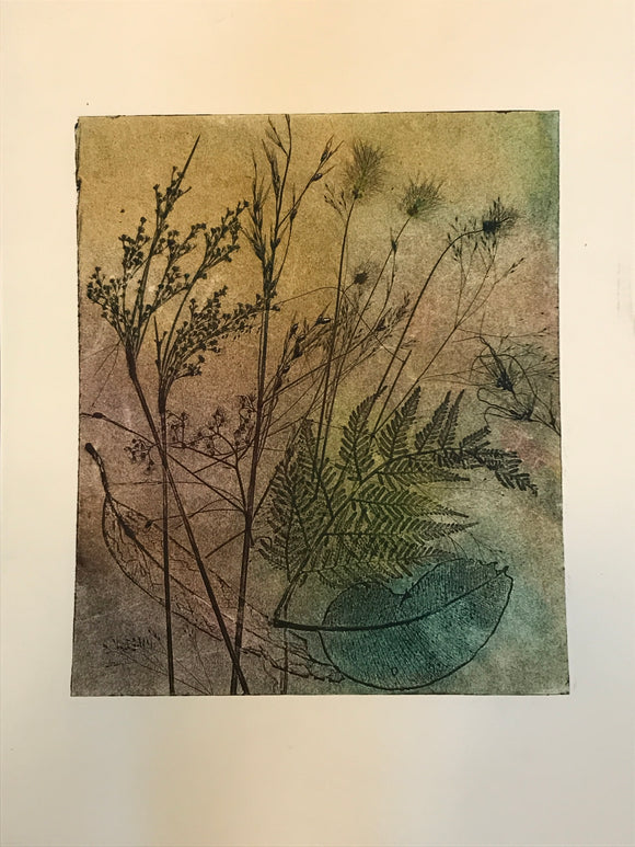 Nature Etching #2