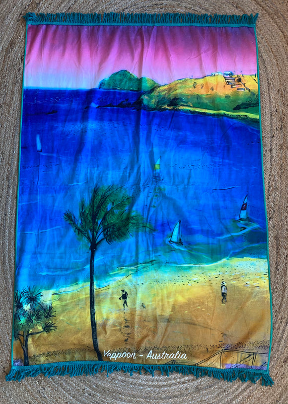 Yeppoon Beach Towel