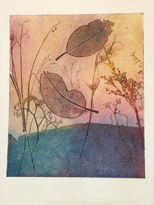 Nature Etching #4