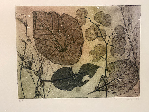 Nature Etching #8