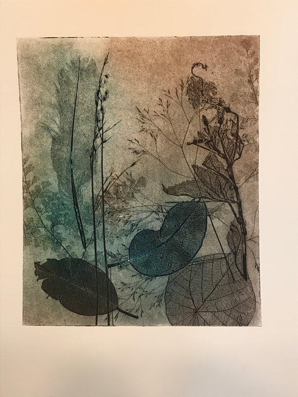 Nature Etching #1